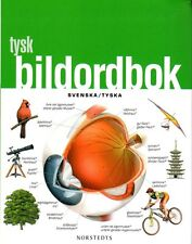 Bilder Wörterbuch Tysk Bildordbok schwedisch deutsch Tyska Ordbok Norstedt