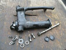 1981 BMW R100 R100RT SWINGARM WITH DRIVE SHAFT AND REAR AXLE