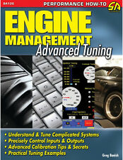 Engine Management: Advanced Tuning Book~must-have for tuners & calibrators~NEW