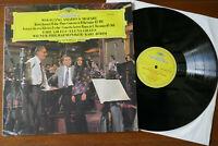 MOZART PIANO CONCERTO B FLAT KARL BOHM EMIL ELENA GILELS DG 2530 456 LP NR MINT