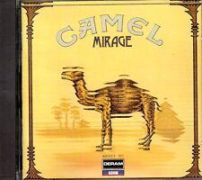 Camel – Mirage  CD,Album 1991