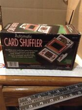 Automatic Card Shuffler Card Games by Cardinal Games Good Clean Used Tested Cond