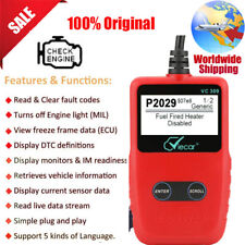 OBD2 Car Fault Code Reader CAN Automotive Engine Scanner Diagnostic Tool VC309