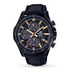 Casio Edifice Carbon Dial Solar Chronograph Watch EQS900CL-1AV