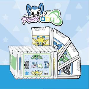 ABUniverse ABU PeekABU Diapers - Pack of 10