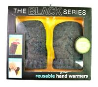 MerchSource The Black Series Reusable Hand Warmers Thermo-Gel 2-Pack 4-Piece