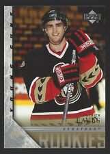 Patrick Eaves 2005-06 UD Series 2 Young Guns YG Rookie RC Anaheim Ducks #458