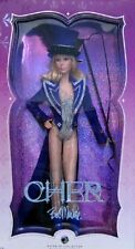 BARBIE COLLECTOR EDITION PLATINUM LABEL RINGMASTER CHER BARBIE DOLL NRFB RARE!!!