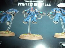 Space Marine Primaris Inceptors - Warhammer 40k 40,000 Games Workshop Model New!