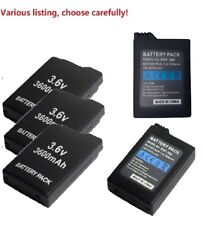Replacement Battery For Sony PSP 1000 By Mars Devices PSP-1000 PSP-110 Brand New