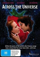 Across The Universe (DVD, 2017) - REGION 4 PAL - NEW SEALED .........LOC1