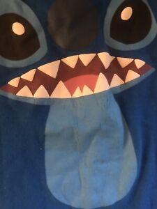 Disney Stitch costume Halloween baby Toddler  set 18-24 months NO HAT