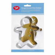 Tala Stainless Steel Gingerbread Man Baking Cookie Biscuit Cutter