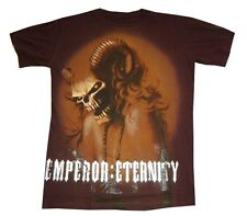 MENS ETERNITY T-SHIRT 100% COTTON LEGEND GHOST ROCK ART Sz L (IF93)