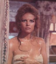 CLAUDIA CARDINALE SWEATY BUSTY ONCE UPON A TIME IN THE WEST PHOTO