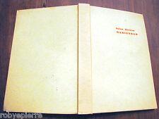 Libro MARIENBAD Salom Alechem con ex libris ETTA VACCARI Classici del Ridere '63