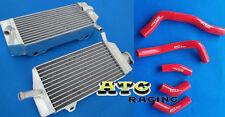 FOR Honda CRF450R CRF450 2005 2006 2007 2008 05 06 07 08 radiator and hose