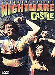 Nightmare Castle (DVD, 2003)