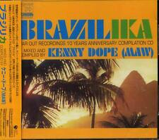 Kenny Dope - Brazilika - Japan CD - NEW