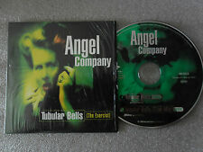 CD-ANGEL COMPANY-TUBULAR BELLS-THE EXORCIST-MIKE OLDFIELD-CD SINGLE)1998-2TRACK