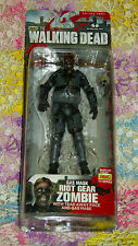 The Walking Dead Gas Mask Riot Gear Zombie - NEW!