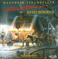 CHRISTMAS SWEET MEMORIES CD BY MANNHEIM STEAMROLLER BRAND NEW SEALED