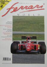 Ferrari World magazine Issue 18 May/June 1992 250 GTE 2+2, F92A, Targa Florio