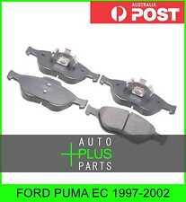 Fits FORD PUMA EC 1997-2002 - Brake Pads Disc Brake (Front)