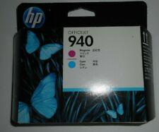 HP Officejet 940 Ink Cartridge Magenta Cyan Red Blue Pro 8000 8500 New NIB