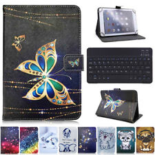 For Samsung Tab A 10inch Tablet Protective Leather Case Cover Wireless Keyboard