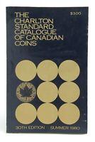 1980 30th Summer Edition Charlton Standard Coins Canada Guide Catalogue J433