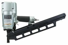"""HITACHI NR83A3(S) 2"""" to 3-1/4"""" Plastic Collated Full Round Head Framing Nailer"""