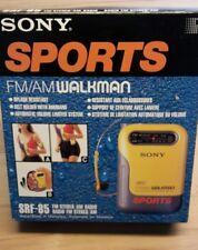 Nuevo embalaje original Sony SRF 85 radio sordera