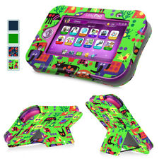 For 7-Inch LeapFrog LeapPad Ultimate Tablet 2017 Leather Case Cover w/ Kickstand