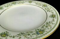 Noritake Green Hill 2897 32 pc. Dinnerware Set 4 place sets +servings pieces #12
