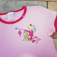 Schiesser 104 Unterhemd T-Shirt Prinzessin Lillifee - Gebraucht!