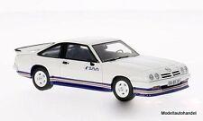 Opel Manta B i200 Irmscher 1985  white  1:43 BOS
