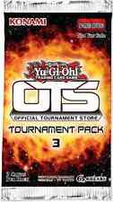 Yu-Gi-Oh! TCG: OTS Tournament Pack 3 case 100 booster sealed box OP03