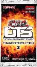 Yu-Gi-Oh! TCG: OTS Tournament Pack 3 case 100 booster sealed box OP03
