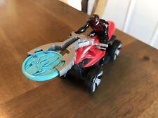 Spiderman ATV Vehicle & Figure Marvel Hasbro 4 Wheeler All Terrain Cycle (6)@