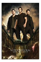 Supernatural Group Poster New - Maxi Size 36 x 24 Inch