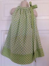 Kids Children Clothing Girls Pillowcase Dress. Handmade size 2T