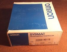 Omron C200H-MD115 Sysmac Input / Output Module C200HMD115 New in Box