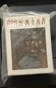 GWAR BALSAC resin Statue. Limited to 1700. ULTRA RARE. Prototype? Hail Oderus