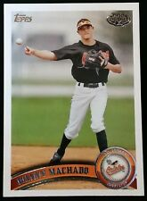 2011 MANNY MACHADO Topps Pro Debut #75 RC Rookie Card ~Traded to Dodgers!!!