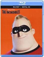 The Incredibles 2 Discs Disney Pixar Blu-ray Digital HD