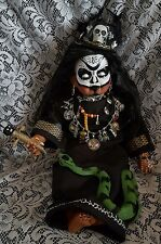 Voodoo Baby Madame Leveau Horror Doll Halloween Haunted House Prop