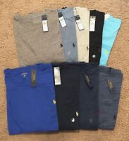 NEW POLO RALPH LAUREN BIG & TALL POCKET T SHIRT MSRP 49.50