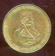 jeton TOTAL     ( musee de versailles  )  BONAPARTE A RIVOLI 1797