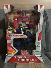 New Hasbro Transformers Classics RID 20th Anniversary Dvd Optimus Prime Sealed!